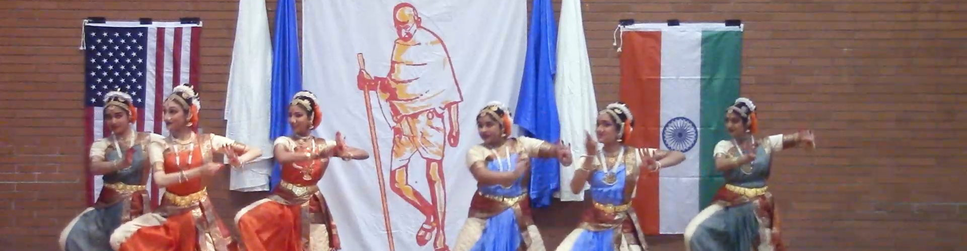 Dancers at India Day 2021